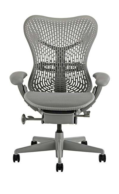 Image of Herman Miller Mirra Chairs